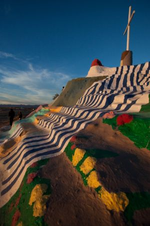 Salvation Mountain, 2014