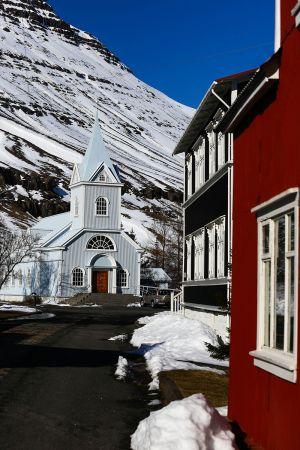 Seyðisfjörður, 2018