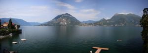 Lake Como, 2014