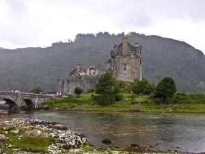 Eilean Donan Castle, 2005