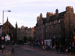 Edinburgh, 2005