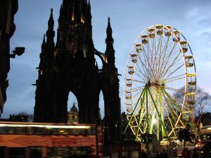Edinburgh, 2003
