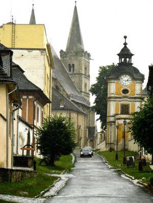 Spišské Podhradie, 2008