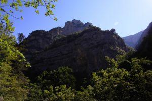 Anisclo Canyon, Ordesa y Monte Perdido National Park (Pyrenees), 2011