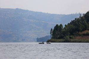 Lake Bunyonyi, 2017