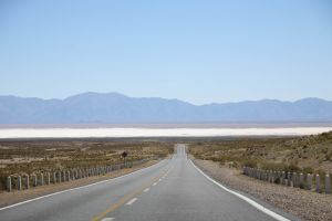 between Salta and Salinas Grandes, 2013