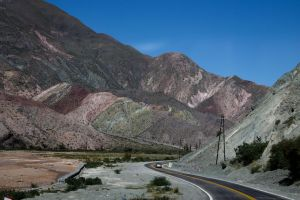 between Uquia and Salta, 2013