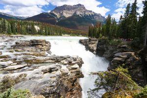 Athabasca Falls, Alberta, 2018