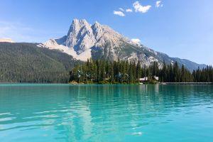 Emerald Lake, Alberta, 2018