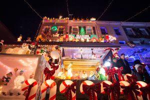 Christmas on 34th St, Maryland, 2019