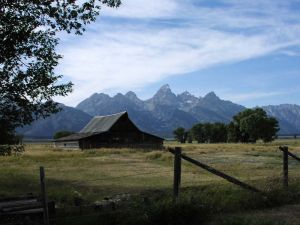 Jackson Hole, Wyoming, 2002