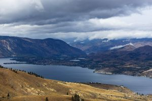 Lake Chelan, Washington, 2016