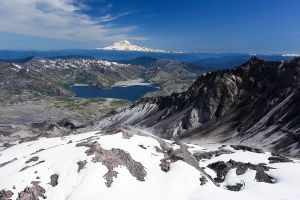 Mt. St. Helens, Washington, 2018
