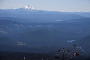 Mount Hood, Oregon, 2013